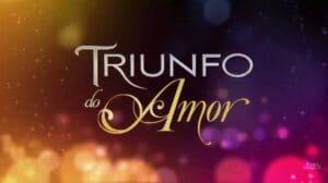 Logo de Triunfo do Amor (foto: Reprodução/SBT)