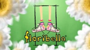 Logo de Floribella (foto: Reprodução/Band)