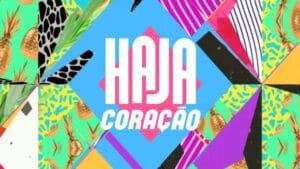 Logo de Haja Coração (foto: Reprodução/TV Globo)