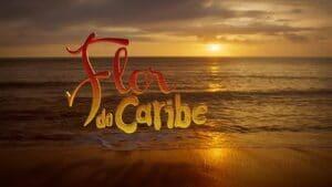 Logo de Flor do Caribe (foto: Reprodução/TV Globo)