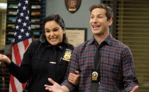 Warner Channel exibe no domingo (31) maratona da sétima temporada de Brooklyn-Nine-Nine (foto: Divulgação/Warner Channel)