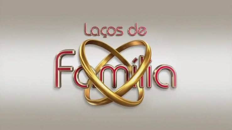 Logo de Laços de Família (foto: Reprodução/TV Globo)