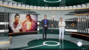 A audiência de domingo da Record ficou atrás do SBT (foto: Reprodução)