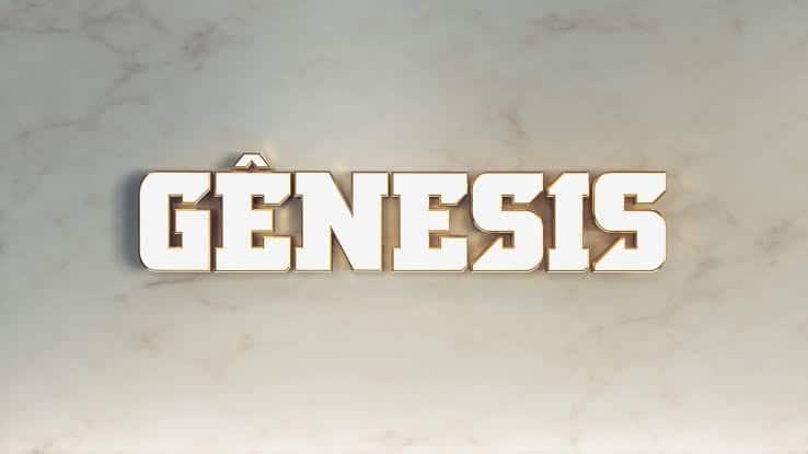 Logo de Gênesis (foto: Reprodução/Record)
