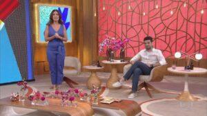 Fátima Bernardes é menos vista que os outros programas da manhã da Globo (foto: Reprodução/Globo)