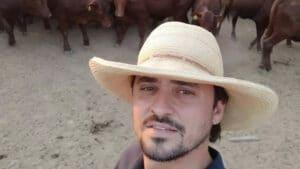 Vencedor do BBB12 usou dinheiro do prêmio para comprar fazendas (foto: Arquivo pessoal)