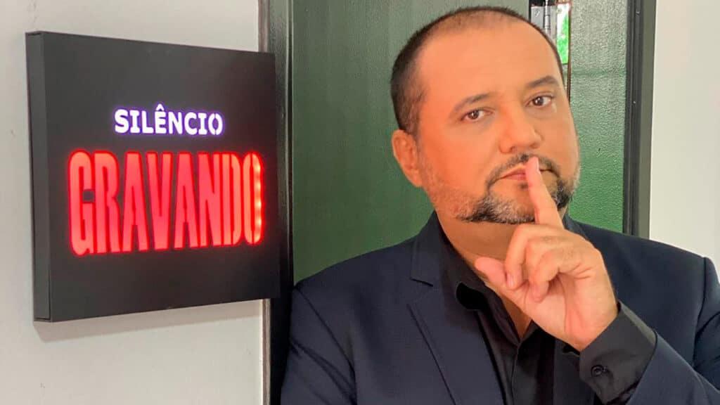 Geraldo apresentará o A Noite é Nossa nas noites de quarta-feira. (Foto: Reprodução/Instagram)
