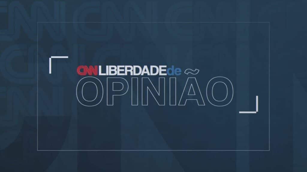 Caio Copolla e Rita Lisauskas vão estrear em nova versão do Liberdade de Opinião (foto: CNN Brasil/Divulgação)