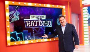 Programa do Ratinho inicia temporada de 2021 com programas ao vivo. (foto: Divulgação/SBT)