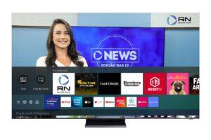 Samsung TV Plus estreia sinal da Record News e mais dois canais (foto: Divulgação)