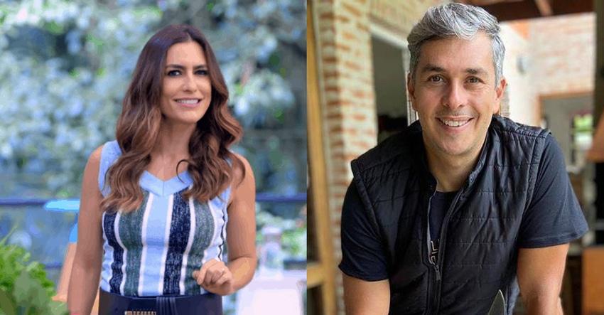 Novo programa matinal do SBT será apresentado por Ticiana e Ivan Moré (foto: Reprodução/Montagem)