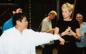 Xuxa disse que era um fantoche nas mãos de Marlene Mattos (foto: Reprodução)