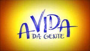 Logo de A Vida da Gente, a novela das seis da Globo (foto: Reprodução/TV Globo)