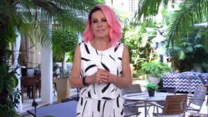 Ana Maria Braga usou redes sociais para provocar Jair Bolsonaro (foto: Reprodução/TV Globo)