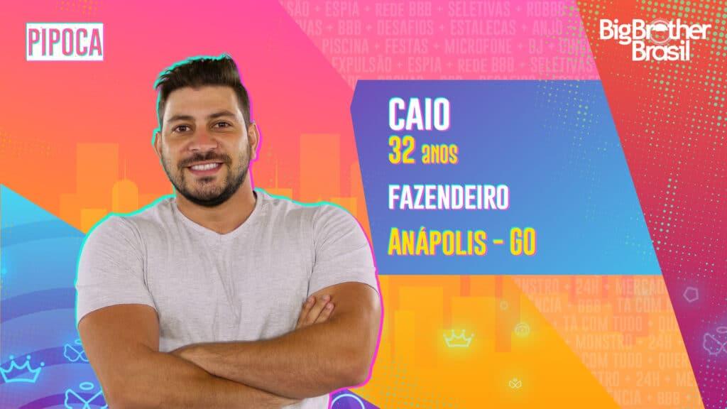 Caio é fazendeiro (foto: Globo/Divulgação)