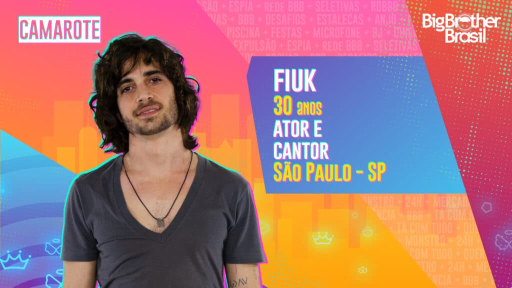 Sarah é ator e cantor (foto: Globo/Divulgação)