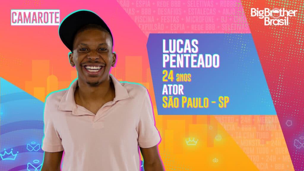 Lucas Penteado é ator (foto: Globo/Divulgação)