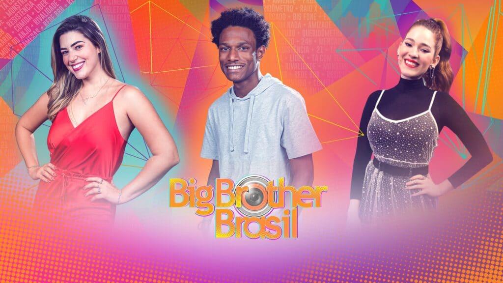 Rhudson Victor apresentará junto com Ana Clara e Vivian Amorim a #RedeBBB na Globo e nas plataformas digitais oficiais do BBB21 (foto: Divulgação/Globo)