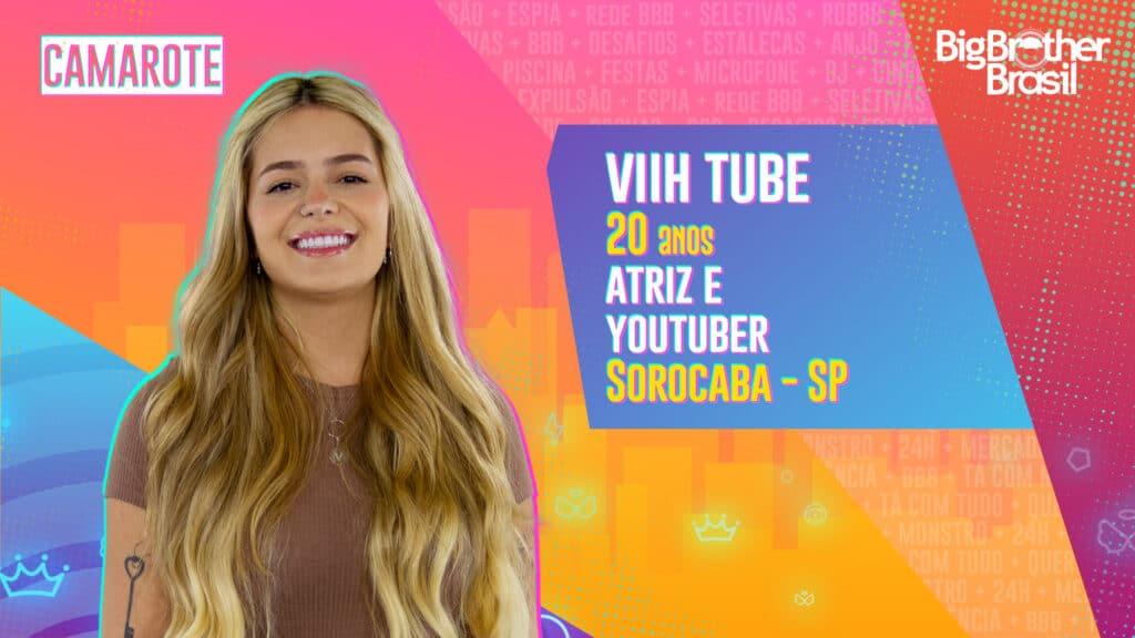 Viih Tube é atriz e youtuber (foto: Globo/Divulgação)