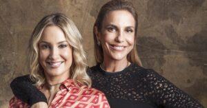 Cláudia Leitte e Ivete Sangalo negociam live na Globo (foto: Divulgação)