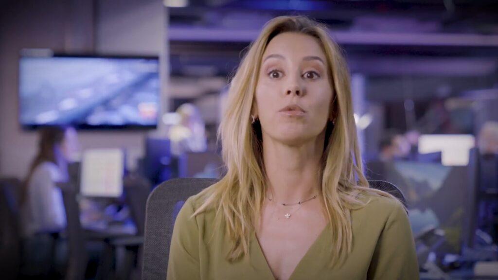Cris Dias é uma das apresentadoras da CNN Brasil (foto: Reprodução/Redes Sociais)