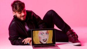 Daniel foi apresentador da MTV e da Band e morreu aos 32 anos (foto: Reprodução)