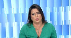 A jornalista Fábia Oliveira participará do piloto do Vem Pra Cá (foto: Reprodução/SBT)