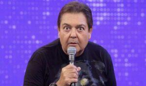 Faustão anunciou que deixará a Globo no final de 2021 (foto: Reprodução/TV Globo)