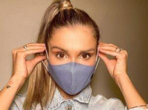 Flávia Viana é criticada por campanha contra o coronavírus (foto: Reprodução/Redes Sociais)