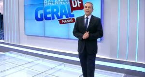 Giulianno Cartaxo foi demitido da Record em julho do ano passado (foto: Reprodução/Record)