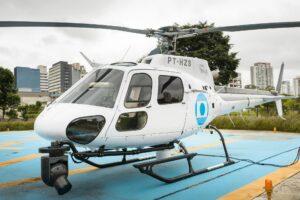 Globocop foi trocado por modelo sem blindagem: repórteres estão infelizes com a substituição (foto: Divulgação/TV Globo)