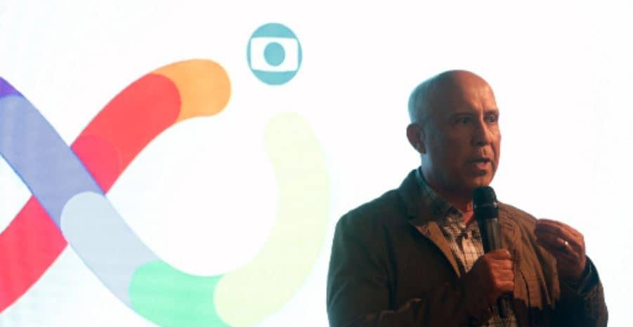 Jorge Nóbrega é o atual presidente do Grupo Globo (foto: Divulgação/Meio & Mensagem)