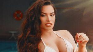 A modelo Raissa Barbosa rebateu críticas sobre o seu corpo (foto: Reprodução/Instagram)