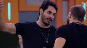 Rodolffo causou polêmica ao dizer que foi vítima de racismo (foto: Reprodução/TV Globo)