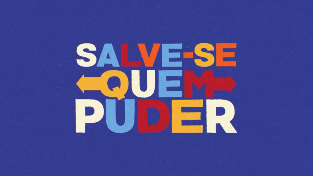 Salve-se Quem Puder é a atual novela das sete (foto: Reprodução/TV Globo)