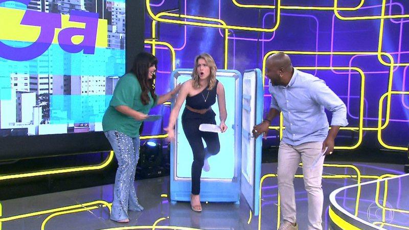 Se Joga já tem data para sair da geladeira da Globo (foto: Reprodução/TV Globo)