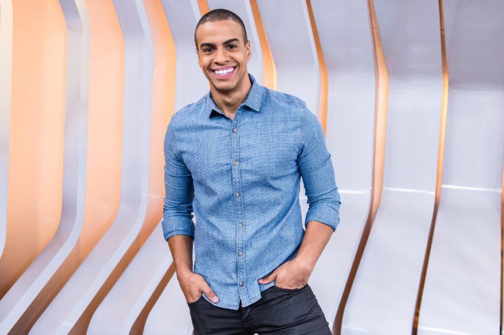 Thiago Oliveira reforçará o time do Esporte Espetacular (foto: Divulgação/TV Globo)