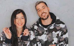 Yá Burihan e Lipe Ribeiro foram alvos de reprise mal intencionada da RedeTV! (foto: Reprodução/Instagram)