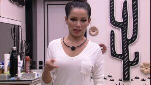 Juliette diz que Rodolffo peida demais (foto: Reprodução/Globo)