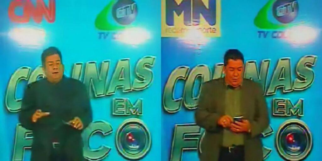 A TV Colinas deixou de piratear a CNN Brasil e fez parceria com a Rede Meio Norte (foto: Reprodução/TV Colinas)
