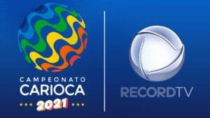 Record anuncia que transmitirá o campeonato carioca pelos próximos dois anos com exclusividade na TV aberta (foto: Divulgação/Record)