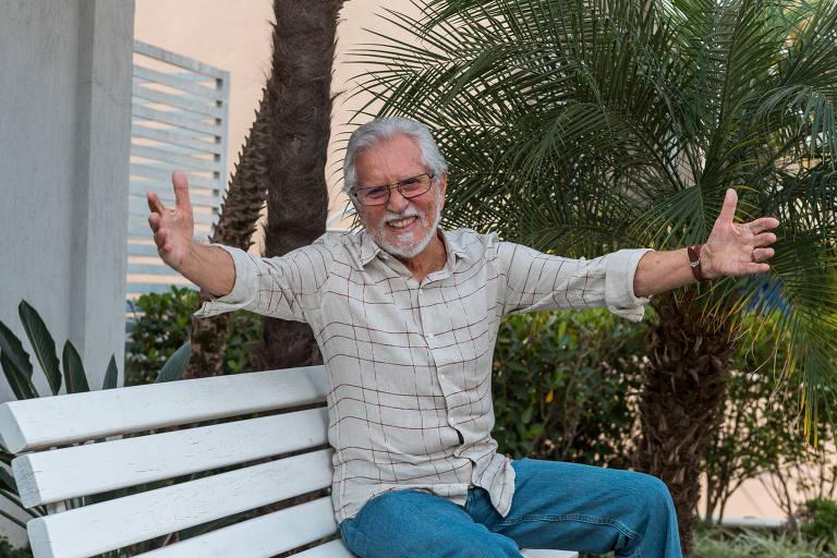 Carlos Aberto de Nóbrega foi internado no Hospital Sírio-Libanês (foto: Folhapress)