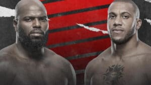 UFC Rozenstruik x Gané terá transmissão ao vivo do Combate (foto: Divulgação/Globo)