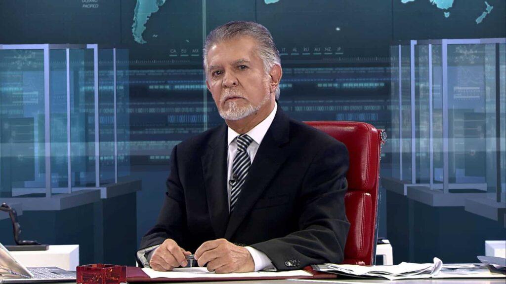 Record demite o jornalista Domingos Meirelles para equilibrar orçamento do jornalismo (foto: Reprodução/Record)