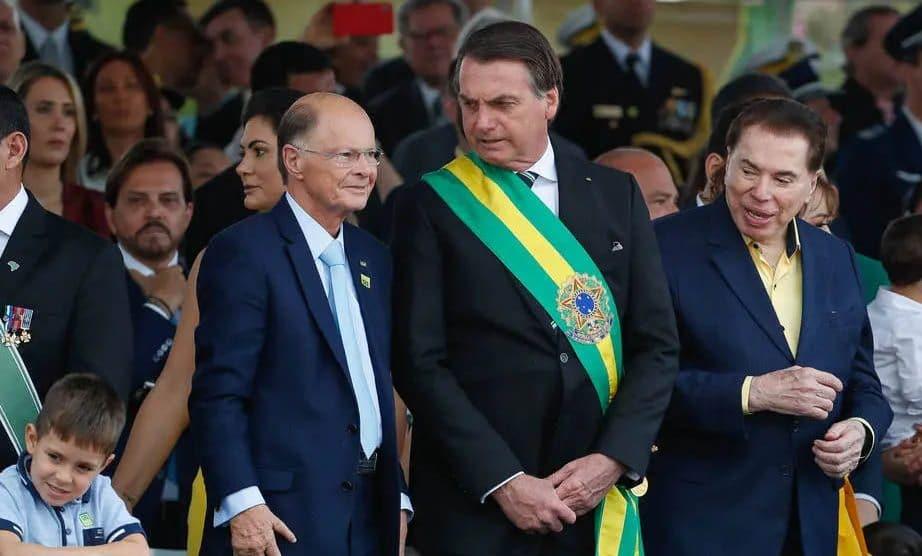Ex-presidente da Petrobras teria recusado pedido do Governo Federal para injetar dinheiro na Record e SBT (foto: Alan Santos/PR)