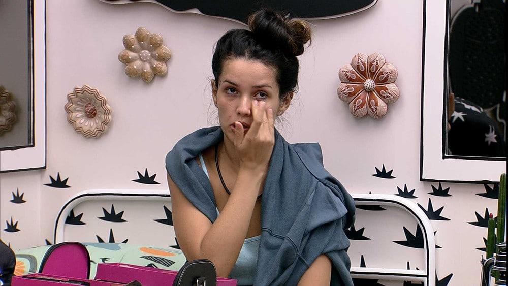 Juliette revelou que sonha em beijar o cantor Tiago Iorc (foto: Reprodução)