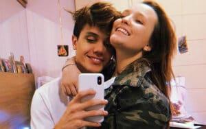 Larissa Manoela e Leo Cidade anunciam separação (foto: Reprodução)