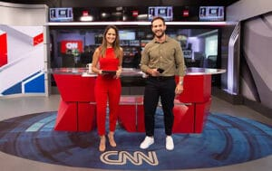 Público do Live CNN poderá acompanhar reunião de pauta do jornal (foto: Kelly Queiroz/CNN Brasil)