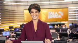 Mariana Godoy estreia na Record menos de dois meses após pedir demissão da Band (foto: Edu Moraes/Record)
