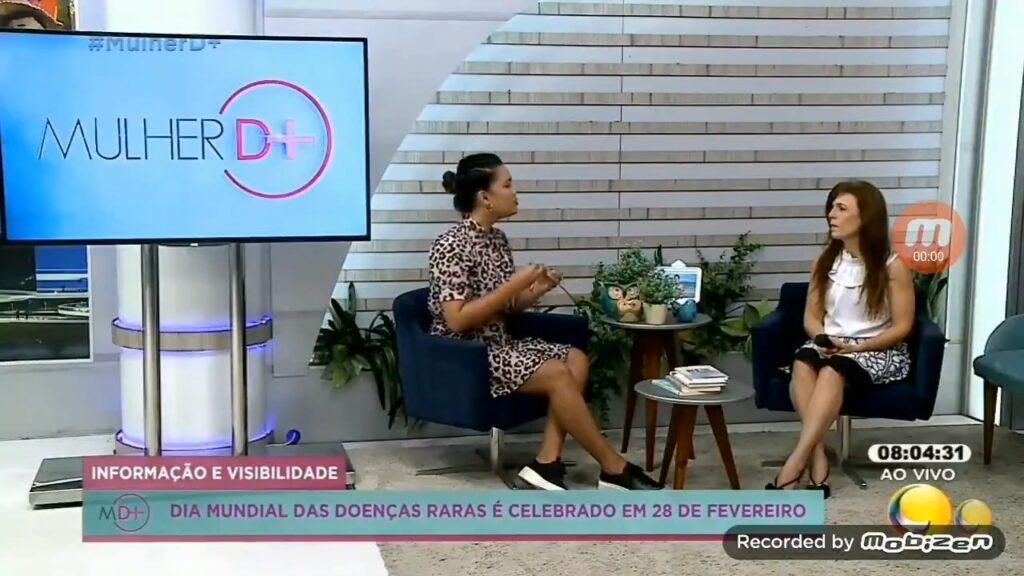 Raio derrubou o sinal da TV Correio, afiliada da Record na Paraíba. (foto: Reprodução/TV Paraíba)